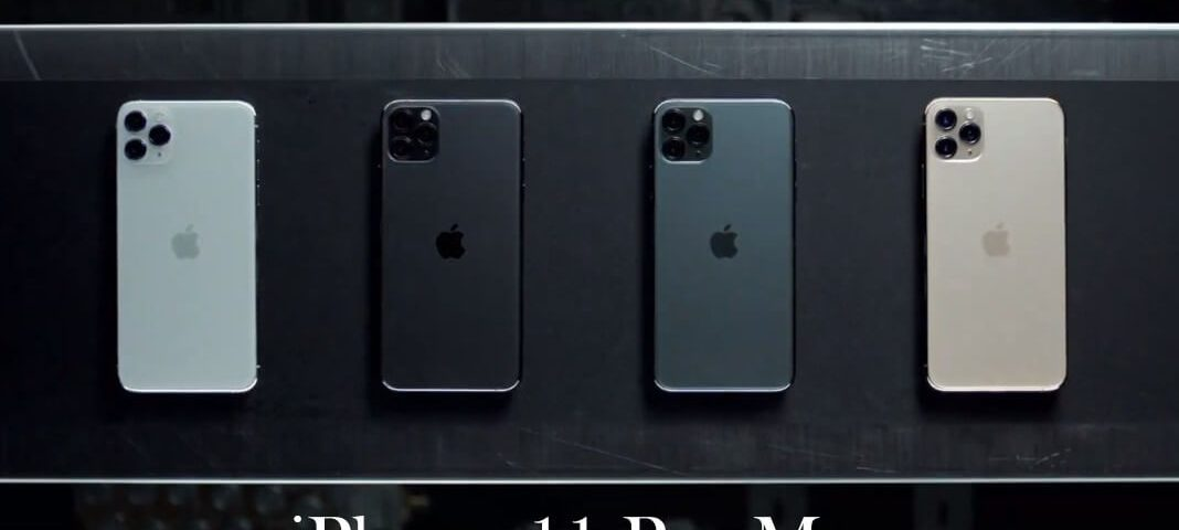 features of iphone 11 pro max