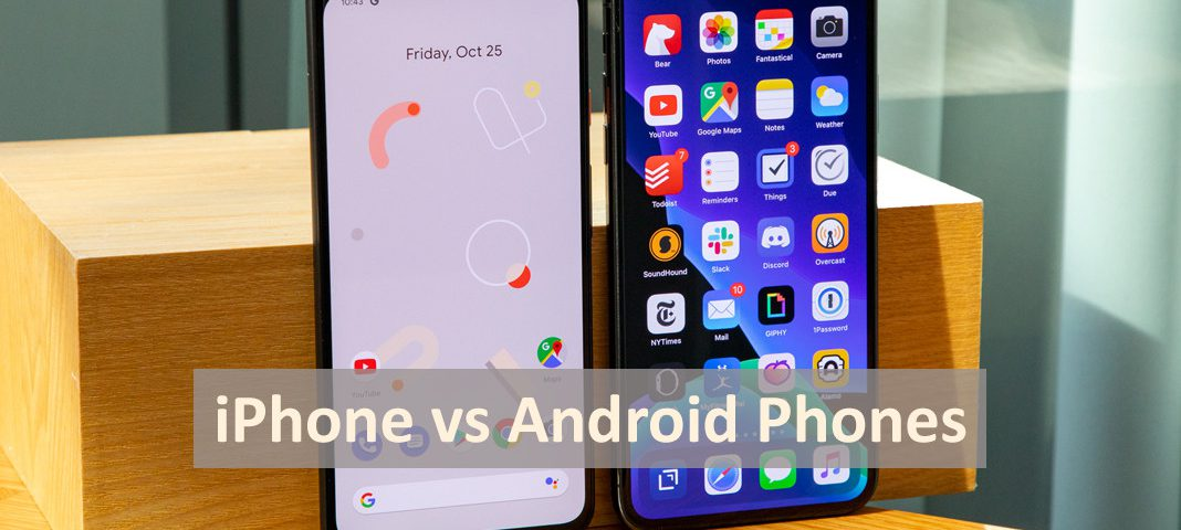why iphone is better than android phones