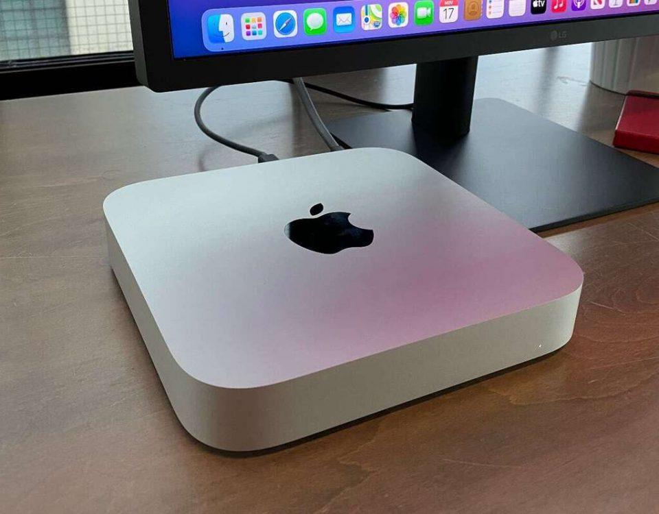 Apple Silicon's M1 processor